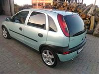 Shes opel corsa c