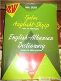 Fjalor ANGLISHT-SHQIP dhe FRENGJISHT-SHQIP