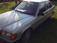 Shitet Mercedes 190