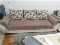 Garniture 3+3+2+1