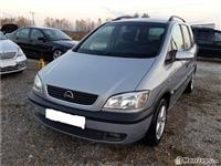 Opel Zafira 2.0 dti U Shitt Mos Thir mo