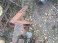 Kran per traktor