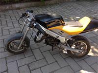 Shes motorrin 49cc