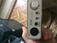 Sound card isk 2000