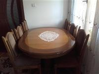Tavolin buke 110 euro