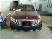 Mercedes s class AMG s63 paket maska branik d1s