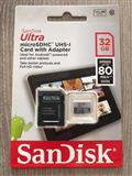 Ofertë!  Sd Card ScanDisk Ultra 32Gb