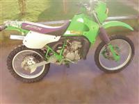 Shitet.Kawasaki kmx 125cc Enduro