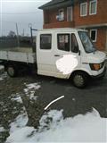 mercedes 207 kamijonet duplokabin