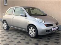 Nissan Micra 1.2 Benzin 2004 Regjistrim 1 Vit.!