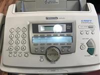 Telefon Fax panasonic