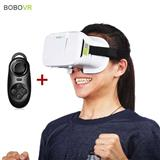 Virtual Reality 3D + Wireless Bluetooth Controller