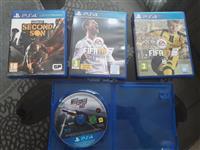 CD PS4 Lojra