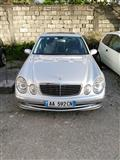 Benz E class 270 CDI