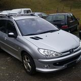 Shes peugeot 206 1.6 hdi