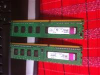 RAM MEMORY DDR3 2x2GB