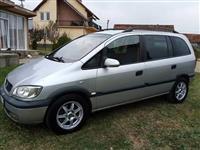Opel Zafira benzin+gaz -01