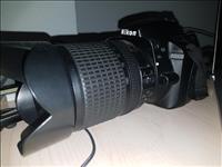 Nikon D3300 me lens 18-140mm VR