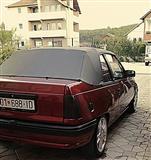 Opel Kadett kabriolet 2.0 16 ventillsh