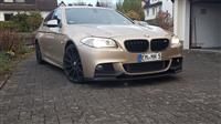 BMW 525D M-performenc... 330ps... 20zoll