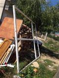 ram per lokale dhe terasa nga paslitka 2.50m me3 m