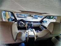 Shesh Range Rover sport