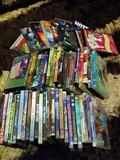 57 DVD me dublim shqip dhe 5 CD