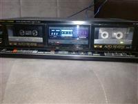 Dobble Casset Deck dhe radio FISHER te dyt