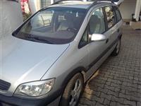 Opel Zafira me lekur me full opcojon -02