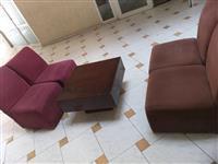 Shiten Fotelet dhe Tavolina per Lokal