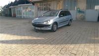Peugeot 206 1.4 HDI 1vit i regjistruar -02