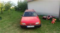 Opel Astra 1.4 benzin plin