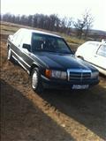 Mercedes 190 dizell 1 vit regjistrim viti 88