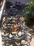 Shes bicikllat me shumic