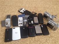 13 Telefona dhe 2 digjitala