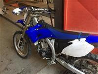 Yamaha full kros