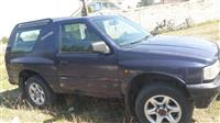 shes opel frontera dizell 2.5 4×4
