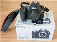 Canon EOS 5D Mark III aparat DSLR trupit 3 - OVP