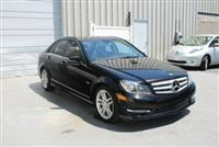 2012 Mercedes-Benz C-Class For Sale and Ship