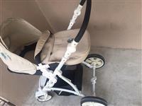 karroce per femije me maksikoz thuajse e re