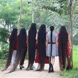 Shampoo për rritjen e flokëve