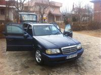 Mercedesi C200 B+P NDizne Regjistrim 9 muj - Rks