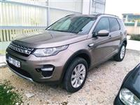 SHES VETUREN LAND ROVER DISCOVERY SPORT 2016