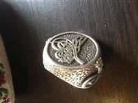 Unaz antike punim dore Arg925-21gr