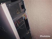 Computer Dell Me monitor HP L1706