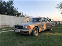 Shes Mercedes-Benz S vitit 1980