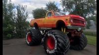 MONSTERTRUCK CHEVROLET