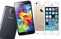 Blejm Samsung Dhe iPhone