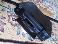 Video recorder me kaseta,ne gjendje trregullt