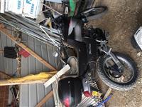 Shes honda 125 cc